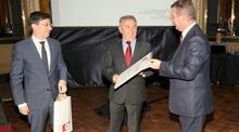 15. Dani Kvalitete - Željko Bunjevac povelja za životno djelo