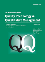 Quality Technology  Quantitative Management
